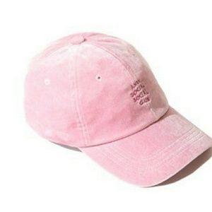 29d8ee289 Women Anti Social Social Club Hat on Poshmark